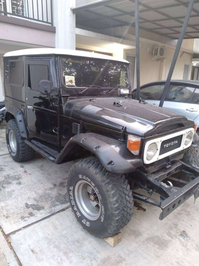 Toyota Land Cruiser / Hardtop / Hartop 81 Original 0