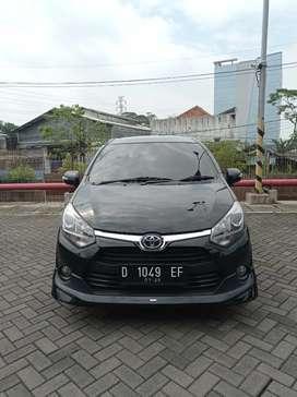 Toyota Agya 1.2 Trd Sportivo