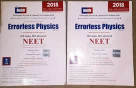 Errorless Physics and Dayanand College Cengage Notes Phy and chem