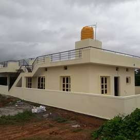 40×65, 3 BHK NEW QUALITY HOUSE FOR SALE NEAR LINGADEBARAKOPPALU MYSORE