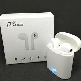 Bluetooth Headset, HBQ-i7 TWS Patented Product Wireless Bluetooth Head