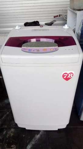 Mesin cuci sanken manual satu tabung