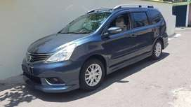 Nissan New Grand Livina HWS 2013 Matic