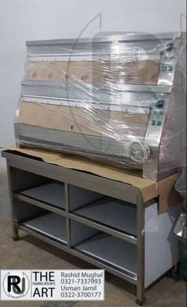 HCW Hotcase, Commercial Kitchen Equipment