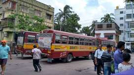 Brand new mini bus with Kolkata route permit is available for sale