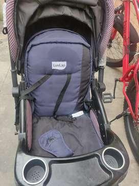 Love lap stroller