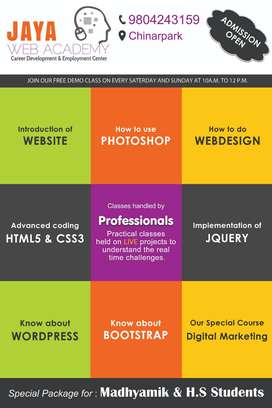 Learn HTML and Webdesign