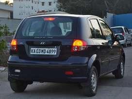 Hyundai Getz GVS, 2005, Petrol