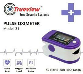 Oximeter for oxygen chek