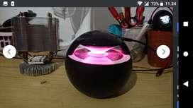 Usb Lampu bola hitam led