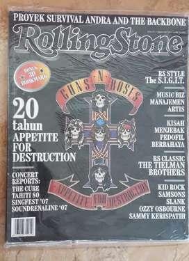Majalah rollingstone