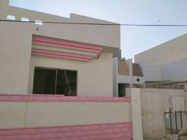 Banglow Lease Single Story 2 BED DD in New Al Hira City Scheme 33