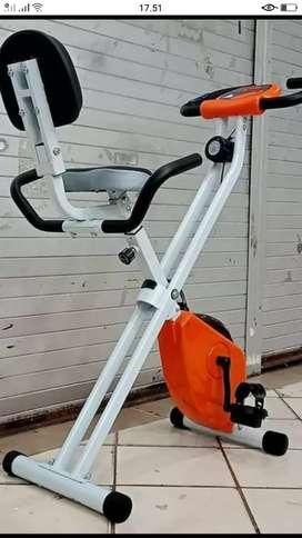 Olahraga murah Sepeda statis exbike Baru