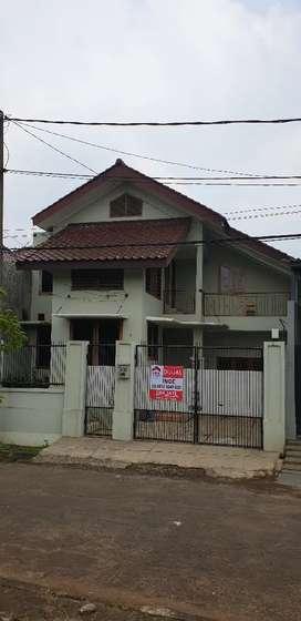 Rumah 255m Di Komplek Bulog Pondok Melati