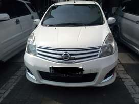 Grand Livina HWS 2012 Matic 1800 cc