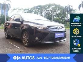 [OLX Autos] Toyota Vios 1.5 G A/T 2014 Hitam
