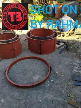 Cetakan buis beton 036