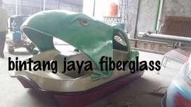 katak sepeda air fiberglass,sepeda air fiberglass kodok,sepeda goes