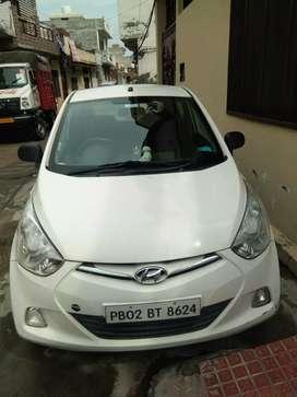 Hyundai EON 2012 Petrol 71000 Km Driven