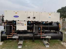 Carrier chiller water cooled 30Hxc 375