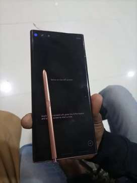 Samsung note 20 ultra