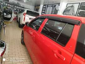 Talang Air Mobil Calya, Sigra Include Pasang