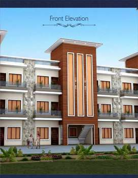 3 bhk / 2 bhk flat is for sale in Kharar