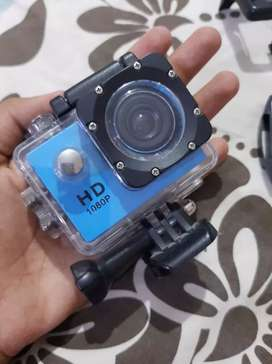 Action camera HD 1080P(with 8GB memory card)