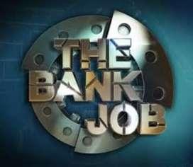 कॉल मिलाओ नौकरी पाओ बैंक मे अभी