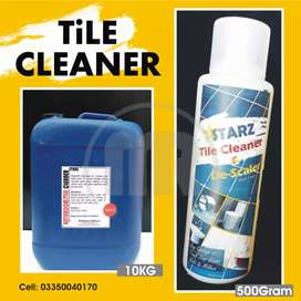 """DISINFECT & CLEAN YOUR TILES"""