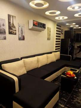 Bahria town Lahore 1 bad brand new fully furnished flat for Rent