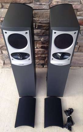 TWO Amplifiers with 3 BOSE speaker systems, IPOD  - TAKE ALL OR NONE
