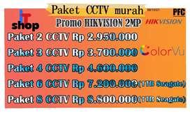 CCTV ColorVi Hikvision Promo