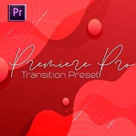 Premiere Transition Preset Kit Library Untuk Mac dan Windows