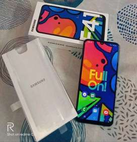 Samsung f41 6/64 seal pack