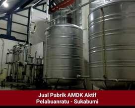 Pabrik air minum (AMDK) aktif turun harga