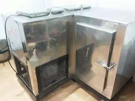 Steel D  fride