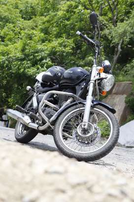 Thunderbird 500 in a good condition and satisfactory performance.