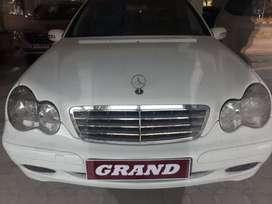Mercedes-Benz C-Class 200 CDI Elegance, 2003, Diesel
