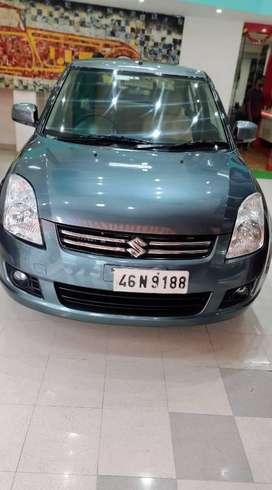 Maruti Suzuki Swift Dzire AMT VDI, 2011, Diesel