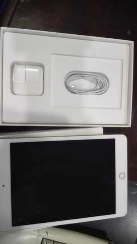 apple ipad mini 4 16gb 4g LTE like new with box