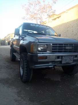 Toyota Hilux 4x4 Double kaban Diesel