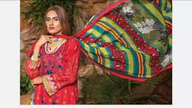 New summer lawn collection