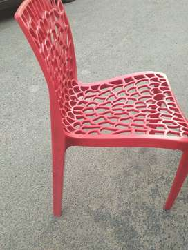 Dining chairs heavy plastic