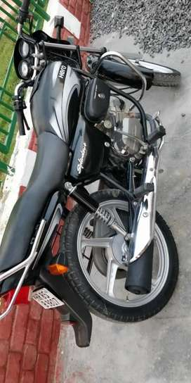New bike splendor