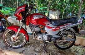Tvs GLX, Model 2007