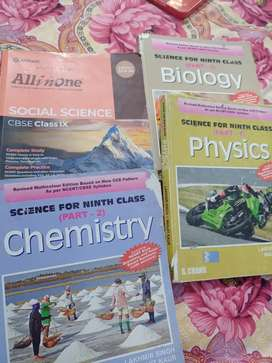 Class 9 cbse refreshers  of science and social science  S CHAND