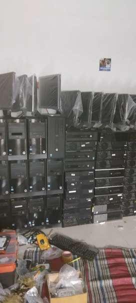 Cpu builup cori5,3570 ,ram 8gb ssd 128gb unit import like new