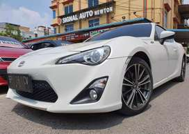 TOYOTA 86 AT 2016