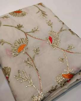 Karigar for machine embroidery on per piece basis ..
